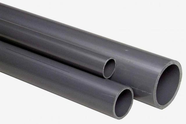 Трубопроводы из ПВХ