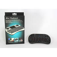 Клавиатура KEYBOARD wireless i8 + touch
