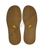 Резиновая подошва/след для обуви BISSELL, т.4,25 мм, цв. тропик, art.115