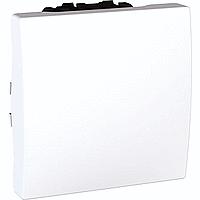 Выключатель Schneider-Electric Unica 1-клавишный 16А белый. MGU3.261.18