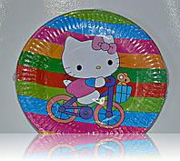 Тарелки бумажные для праздника  20.5 см (уп.-10шт)