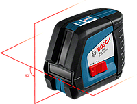 Нивелир лазерный Bosch GLL 2-50 + BS 150 + вкладка под L-Boxx 0601063105, фото 1