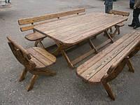 Мебель «Под Старину из сосны» 2
