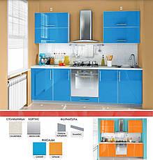 Кухня серии Mirror Gloss, фото 3