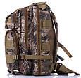Надежный тактический рюкзак 26 л. Traum 7030-07 камуфляж, фото 2