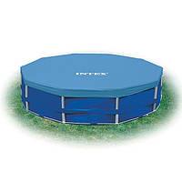 Тент для каркасных бассейнов Intex 58406 (28030) (диаметр 305 см)