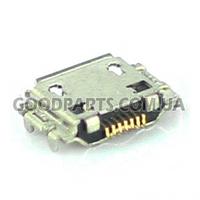 Коннектор зарядки для Samsung I9000, I8910, S5620, S5350, S5660, I9001, G810, S7220 (Оригинал)