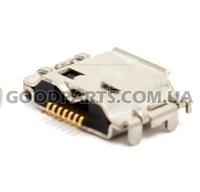 Коннектор зарядки для Samsung S7562, I8190 Galaxy S3 mini, S7530 (Оригинал)