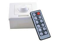 ИК диммер IR DMR 12V, 6A, 72W (12 buttons)