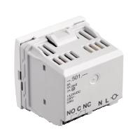Термостат Schneider-Electric Unica для конд. та систем опалення. 8А білий. MGU3.501.18