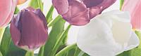Плитка Атем Ялта настенная облицовочная Atem Yalta Tulip 2 PN 200х500 розовый