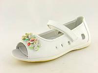 Босоножки, туфли летние для девочки р.26-31 ТМ Шалунишка (Россия)