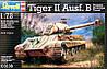 Tiger II Ausf.B    1\72     Revell 03138