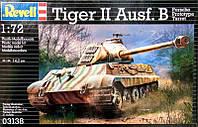 Tiger II Ausf.B    1\72     Revell 03138, фото 1