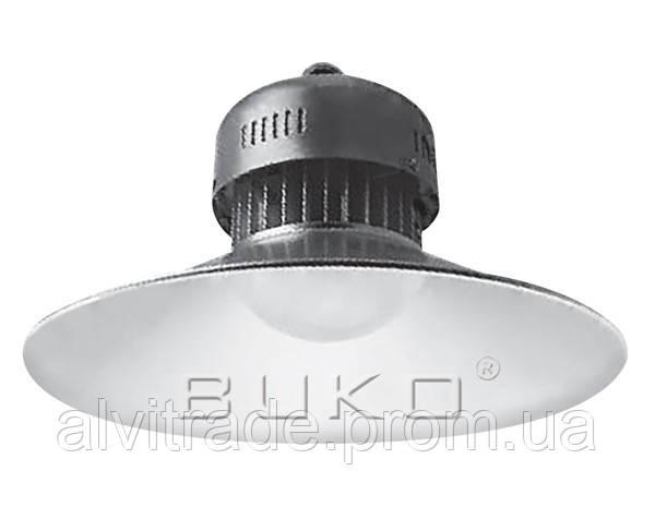 Светодиодный светильник WATC WT7021, 100W, ПОДВЕС ALUM 7500LM 6500K СЕРЕБРО