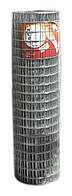 Сетка сварная оцинкованная, рулон, 50х50х1,6 (1х30м)