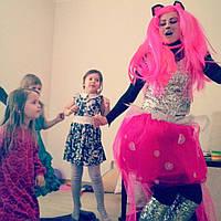 Аниматоры Монстр хай Кети Нуар,Мonster High на детский праздник.