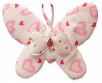 Нашивка объемная бабочка