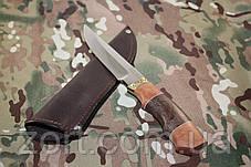 Нож с фиксированным клинком Шерхан, фото 3