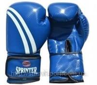 Перчатки боксерские Champion (модель ADIDAS) Синие, 8 унций.
