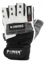 Перчатки для зала Power System с эластичными вставками NO COMPROMISE