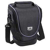 RivaCase SLR Digital Case (7205B-01(PS) Black)