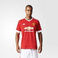 Футболка игровая Adidas Manchester United Home JSY AC1414