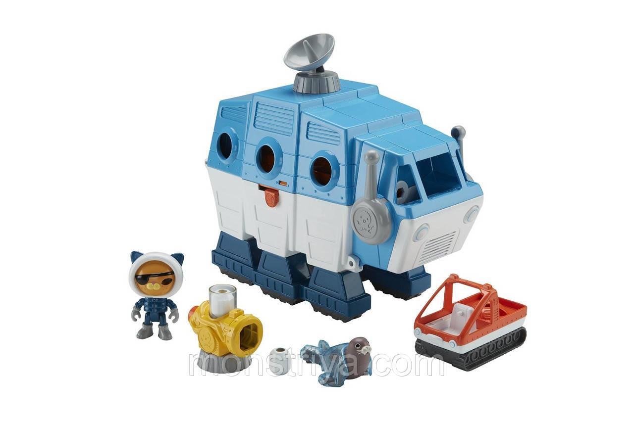 """Игрушки """"Октонавты"""" Подводная полярная станция -трансформер Octonauts"""
