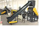 Линия мойки PE и PP пленки 500 кг/час