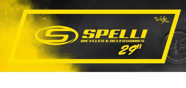 "Велосипеды SPELLI 29"""