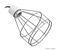 ExoTerra  Wire Light Ажурный светильник с фарфоровым патроном, маленький