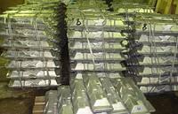 Чушка алюминиевая АК7, алюминиевый сплав