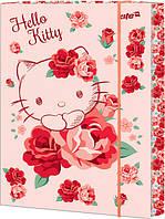 Папка для труда с наполнением Hello Kitty(хелло Китти) Kite