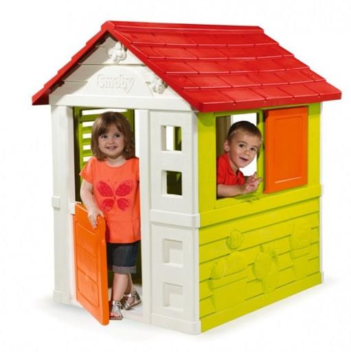 Детский игровой домик Smoby Дачный (310069)