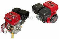Двигатель мотоблока   188F   (13 Hp)   (полный комплект)       (электростартер, вал Ø 25мм, под шпонку)