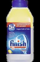Finish Maschinenpfleger Lemon - Гель для очистки посудомоечных машин с лимоном, 250 мл