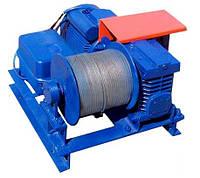 Лебедка электрическая монтажно-тяговая ЛЭЧ-0,2-250