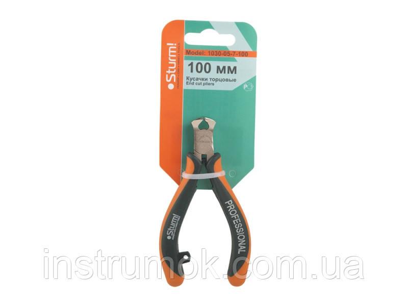 Кусачки Sturm 100 мм (Profi mini) 1030-05-7-100