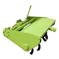 Почвофреза 100 DW150RX  с дополнительным редуктором и навесным механизмом