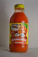 Сок детский Dizzy морковный 330мл