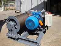 Лебедка электрическая ЛЭЦ–1 (50 метров)