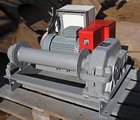 Лебедка электрическая ЛЭЦ–2,0–50 (50 метров)
