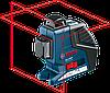 Нивелир лазерный Bosch GLL 2-80 P + вкладка под L-Boxx 0601063204