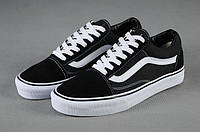 Кеды ванс олд скул Vans old skool черные
