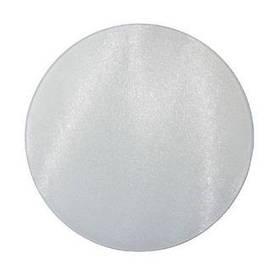 Доска стеклянная разделочная для сублимации круглая (20 см)