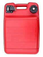 Бак топливный 24л коннектор Yamaha, фото 1