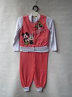 Детский костюм трикотаж Китай ( 1-3 лет) купить оптом дешево в Украине
