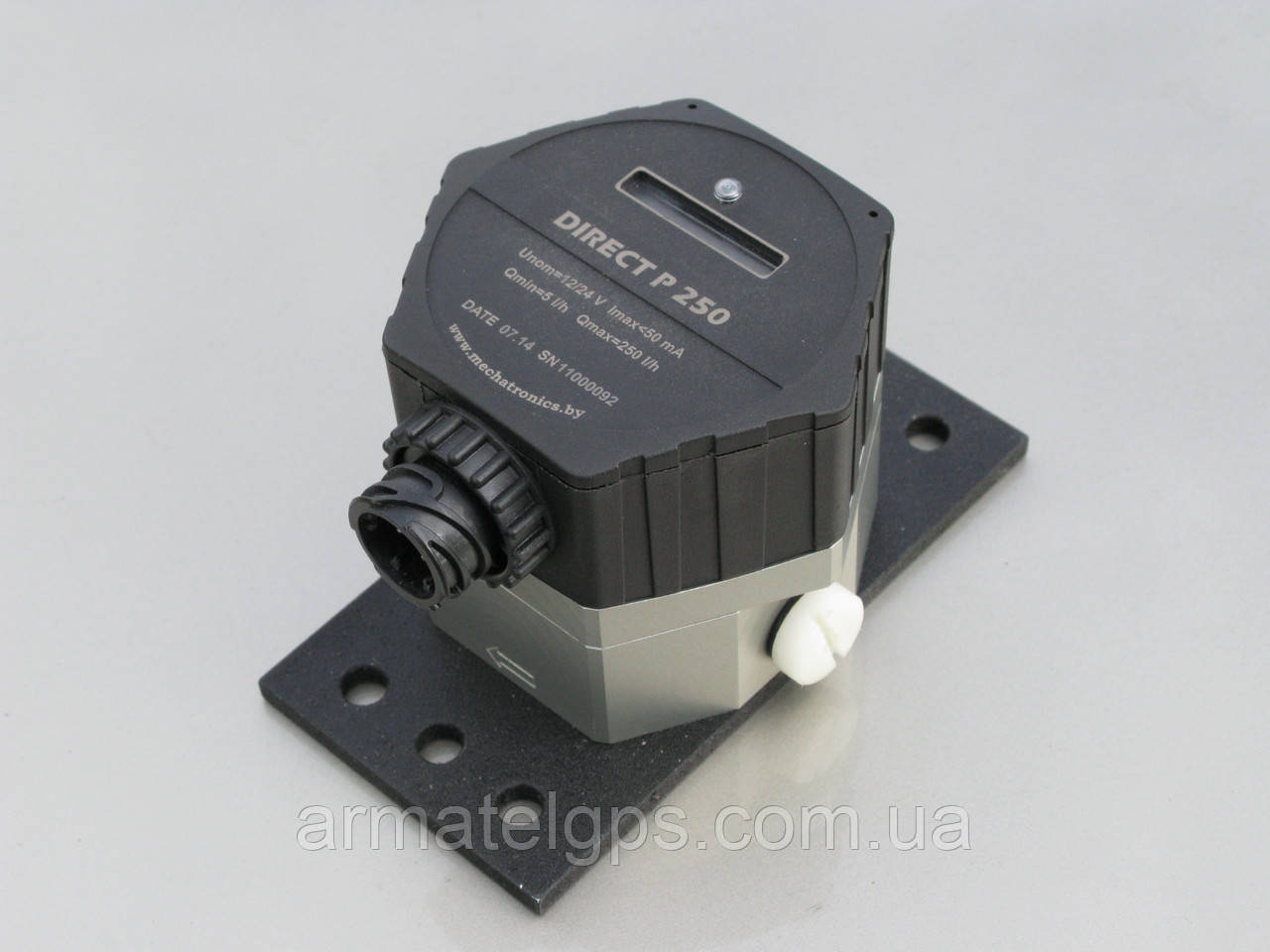 Датчик расхода топлива Eurosens Direct PN250 I (С дисплеем), фото 1
