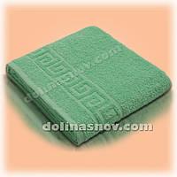 Полотенце махровое 100x150 см