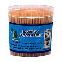 "Зубочистка ""Toothpick""бамбук-упаковка 10 шт."
